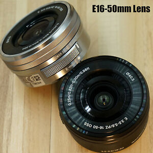 for Sony NEX-3N5R5T Lens A5000A6000 Camera E16-50mm Lens Camera Lens Replacement