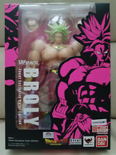 Sdcc 2018 Bandai Sh Figuarts Dragon Ball Z Broly Event Exclusive Color Edition