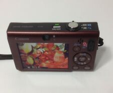 Canon PowerShot Digital ELPH SD1100 IS - 8.0MP Digital Camera, SD Card, Charger