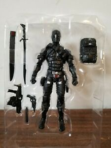 "G.I. Joe Classified Series: 02 SNAKE EYES 6"" Action Figure"