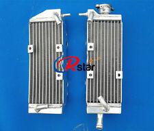 For SUZUKI RM250 RM 250 93 94 95 1993 1994 1995 Aluminum Radiator