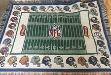 "NFL 42x60"" Throw Blanket All Regions All Teams by The Northwest Company USA"
