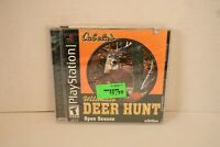 Cabela's Ultimate Deer Hunt (Sony PlayStation 1, 2002) Brand New
