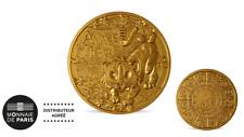 1/4 Quarter Euros France Monnaie de Paris 2022 Horiscope Zodiac Bébé Tigre