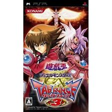 Used PSP Yu-Gi-Oh! Duel Monsters GX: Tag Force 3 Japan Import