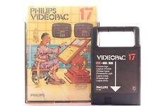 VINTAGE PHILIPS G7000 CONSOLE COMPUTER VIDEOPAC  17 chinese logic  GAME