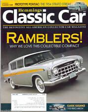 Hemmings Classic Car 1930 PIERCE-ARROW 1948 JEEPSTER 1956 HUDSON RAMBLER