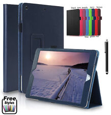 """Leather Flip Smart Stand Case Cover For Apple iPad 5th 6th Generation 9.7"""" 2018"""