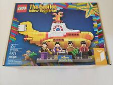 LEGO 21306 Ideas Yellow Submarine The Beatles - NIB