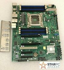 SuperMicro X9SRA Intel Xeon LGA2011 Socket ATX Server Motherboard W/ I/O Shield