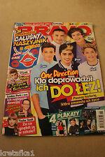 Bravo 6/2013 Ross Lynch, One Direction, Justin Bieber,Taylor Swift, Linkin Park