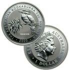 2000 1 Oz Silver $1 Australian KOAKABURRA BU Coin WITH Tone.