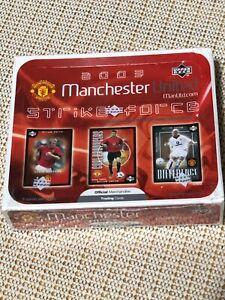 Manchester United 2003 Upper Deck Box - HOT & RARE!!!