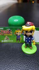 "RARE Furuta Choco Egg Legend of Zelda Miniature Spirit Tracks Secret Figure 1.5"""