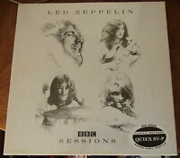 led zeppelin bbc sessions 5lp vinyl box sealed ebay. Black Bedroom Furniture Sets. Home Design Ideas