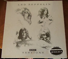 "LED ZEPPELIN ""BBC Sessions"" 4LP Classic Records 200g VINYL Box Set sealed"