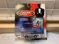 NIB 2002 Johnny Lightning James Bond 007 A VIEW TO A KILL Corvette Movie Car
