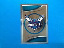 2015-16 Panini NBA Sticker Collection n.152 Charlotte Hornets  Logo Foil