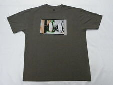 Quiksilver Waterman Collection Board Room Brown T-Shirt Tees Size Large