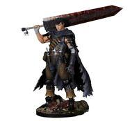Gecco Figure Berserk Guts 16 Statue Lost Children Chapter Black Swordsman Ver.