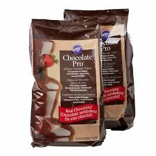 Wilton Chocolate Pro - Melting Chocolate Wafers for Chocolate Fountains or