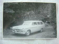 Vintage Car Photo 1955 Plymouth Wagon Automobile 778