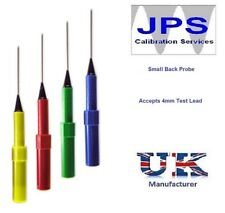 Small Easy Access Back Fuel injector Multimeter Test Probe Set 4 Pack Jpss193