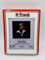 Kenny Rogers Daytime Friends 8-track Factory sealed
