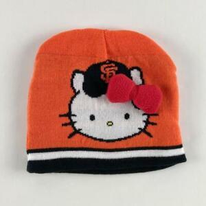 San Francisco Giants Hello Kitty Beanie Hat