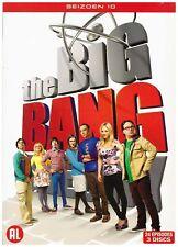The Big Bang Theory Saison 10 - langue Française - COFFRET DVD NEUF SOUS BLISTER