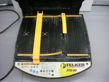 Felker Fts-50 120V 5-Inch 1/2 Hp 4,800 Rpm Portable Tilting Tile Saw with Case