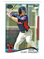 2014 Topps Pro Debut #13 CLINT FRAZIER RC Rookie New York Yankees QTY AVAILABLE