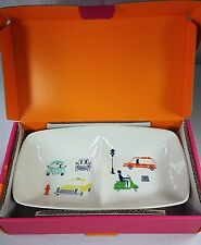 NIB Kate Spade by Lenox Hopscotch Drive About Town Divided Server Tray 11.75""