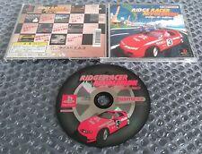 Ridge Racer Revolution SONY Playstation PS1 NTSC-J JPN Japanese