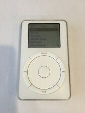 Apple iPod classic 2nd Generation White (10 Gb)