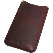 Genuine Real Leather Case for LG G5 G6 Slim design Handmade universal Davis NEW