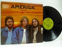 AMERICA homecoming (1st uk press) LP EX/EX, K 46180, vinyl, album, folk rock,