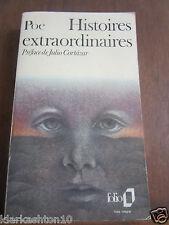 Edgar Poe: Histoires extraordinaires/ Folio