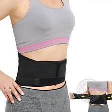Heat Waist Belt Support Brace For Lower Back Pain Relief Therapy Magnetic