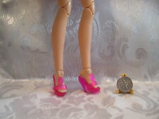 NEW PAIR OF PINK DOLL SHOES FIT THE GIRL LIV DOLLS