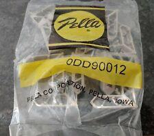 "Pella 0DD90012 GRAY Screen Frame Corner, 3/4"""