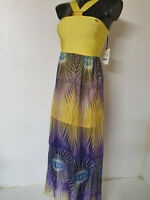 Vestito  Donna Mangano - Art. 0018MNG000607 -  Col.Giallo  - Sconto - 75 %!!!!