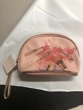 Travel Cosmetic Bag, Pink (R4)