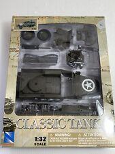 New-Ray 1/32 SCALE ARMY M16 Classic Tank Model 61537 Popak (New open box)