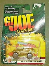 Hasbro Kenner GI Joe EXTREME Bone Splitter Armored Tank Diecast Vehicle