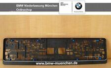 Kennzeichenunterlage Kennzeichenhalter - BMW München NT