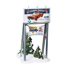 Dept 56 Uptown Topiaries Set//4 #4025444 NIB FREE SHIPPING 48 STATES