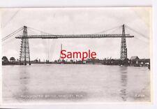Transporter Bridge Newport Postcard Photograph