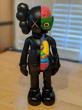 KAWS Dissected Companion Black 2006 Figure Medicom Toy OriginalFake