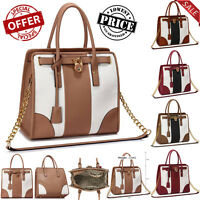 Ladies Shopper Handbag Large Leather Womens Oversized Designer Tote Shoulder Bag